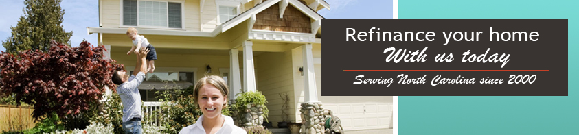 Refinance with us today!